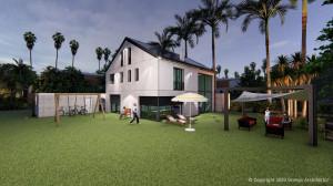 Neubau Kleine Villa in Marl